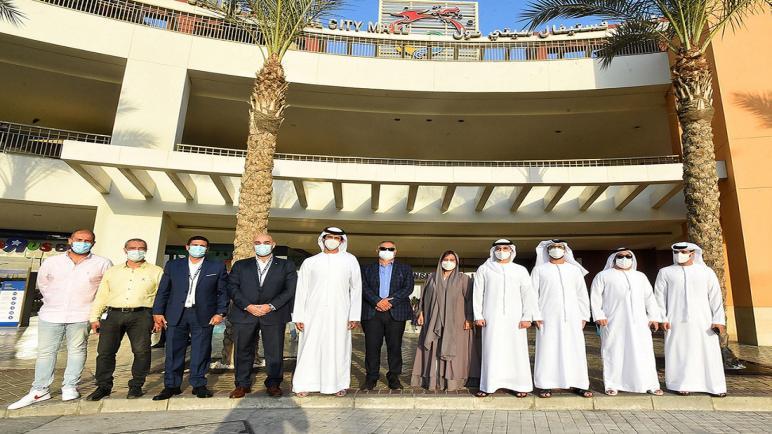 بن طوق: القطاع الخاص الإماراتي والمصري نجحا في تقديم نماذج متميزة للتعاون الثنائي تخدم الاحتياجات التنموية وتُحقق الرؤى المستقبلية للبلدين