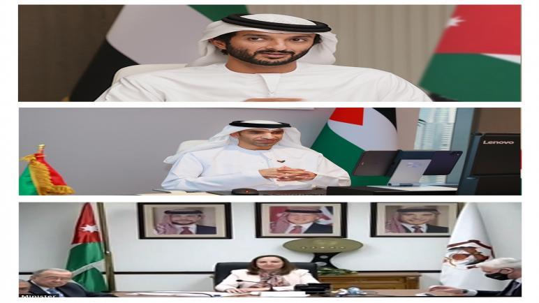 الإمارات والأردن يتفقان على مسارات جديدة للتعاون الاقتصادي وتعزيز النمو في مختلف القطاعات