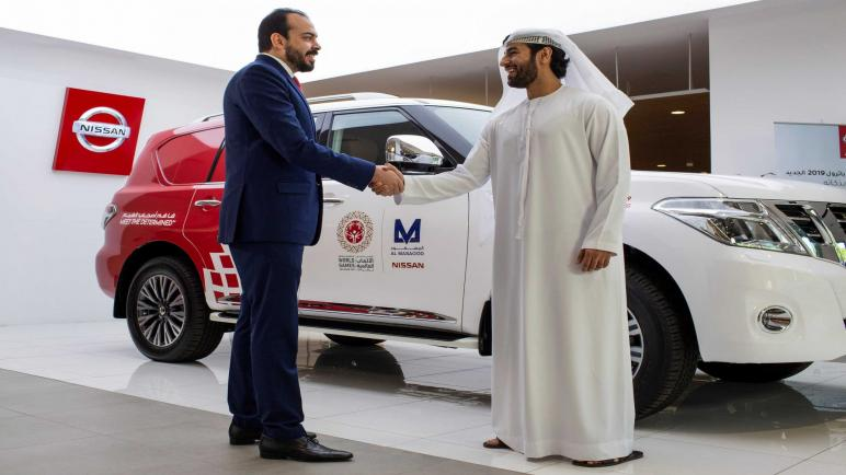 """""""المسعود للسيارات"""" توقع اتفاقية شراكة مع """"كناري"""" لتعزيز تجربة العملاء"""