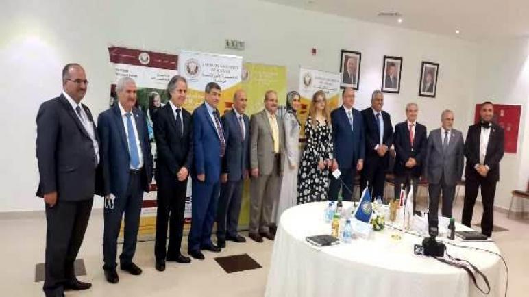 """عمان الاهلية تشارك بندوة الجامعة الاميركية """"مادبا """"حول تعليمات هيئة الاعتماد"""